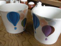 cafe Azurさんのオリジナルマグカップ