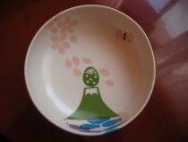 山の離乳食碗