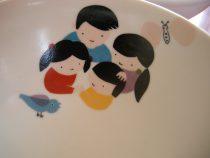 ご家族のご飯茶碗